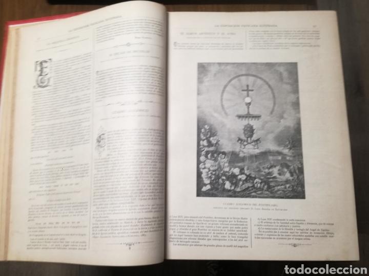 Libros antiguos: Libro: La exposición Vaticana - EJEMPLAR UNICO - 1887 - Foto 5 - 209114520