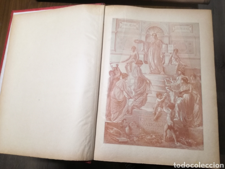 Libros antiguos: Libro: La exposición Vaticana - EJEMPLAR UNICO - 1887 - Foto 6 - 209114520