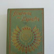 Libros antiguos: 1910 - SIGLO DE ORO ESPAÑOL, LETRAS, ARTES, CIENCIAS - ESPAÑA BORBÓNICA, EXPULSIÓN DE LOS JUDÍOS. Lote 209115717