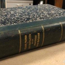 Libros antiguos: RÉGIMEN POLÍTICO Y ADMINISTRATIVO DE LAS PROVINCIAS VASCO NAVARRAS. JOSÉ Mª DE ESTECHA Y MARTÍNEZ.. Lote 209168641