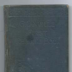 Libros antiguos: GRANVILLE FIRST READING BOOK, BURNS & OATES, OLD ENGLISH TALES, 1820 (?). Lote 209169846