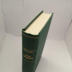 Libros antiguos: FLOR DE MAYO (RETAPADO, PERFECTO ESTADO) DE VICENTE BLASCO IBÁÑEZ. Lote 209179245