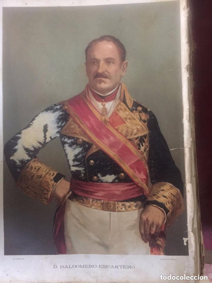 Libros antiguos: Antonio Pirala. Historia de la guerra civil y de los partidos Liberal y Carlista. 3 edicion. - Foto 3 - 209218236