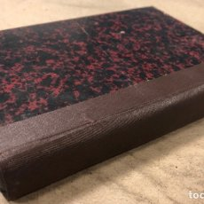 Libros antiguos: MARÍA. JORGE ISAACS. IMPRENTA DUCAZCAL 1899. 428 PÁGINAS. BUEN ENCUADERNADO.. Lote 182549080