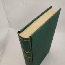 Libros antiguos: LA BARRACA (RETAPADO, PERFECTO ESTADO) DE VICENTE BLASCO IBÁÑEZ. Lote 209401597