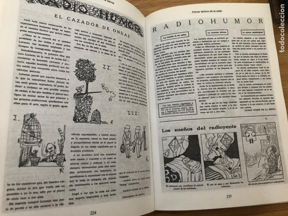 Libros antiguos: Ramon Gómez de la Serna. Radiodifusión Augusto ventin Pereira - Foto 3 - 209560606