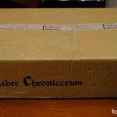Libros antiguos: LIBER CHRONICARUM - SILOÉ (FACSIMIL SIN ABRIR). Lote 209660940