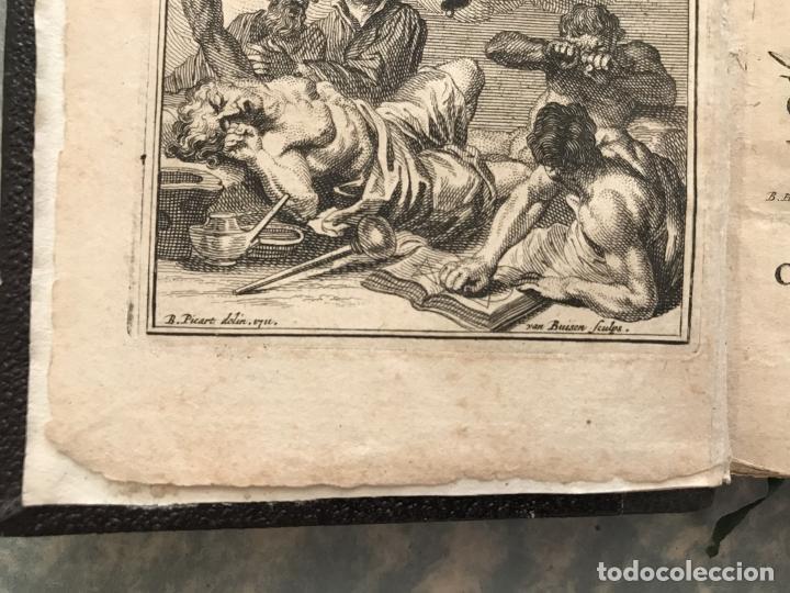 Libros antiguos: Des Périers, Bonaventure, Cymbalum mundi, ou Dialogues satyriques,..1711. Prosper Marchand - Foto 6 - 209718608