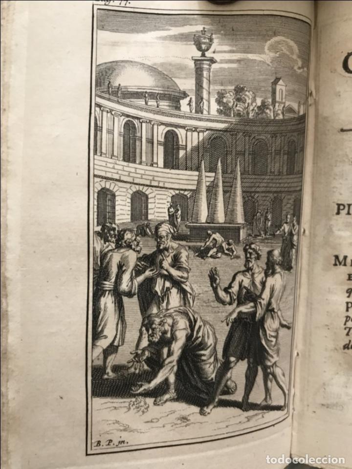 Libros antiguos: Des Périers, Bonaventure, Cymbalum mundi, ou Dialogues satyriques,..1711. Prosper Marchand - Foto 17 - 209718608