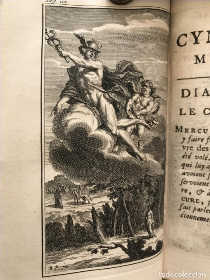 Libros antiguos: Des Périers, Bonaventure, Cymbalum mundi, ou Dialogues satyriques,..1711. Prosper Marchand - Foto 20 - 209718608