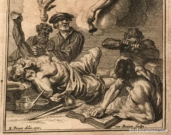 Libros antiguos: Des Périers, Bonaventure, Cymbalum mundi, ou Dialogues satyriques,..1711. Prosper Marchand - Foto 29 - 209718608
