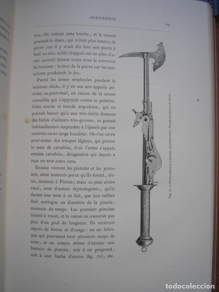 Libros antiguos: LAS ARTES EN LA EDAD MEDIA Y EL RENACIMIENTO - LITOGRAFÍAS - GRABADOS - - Foto 4 - 209757480