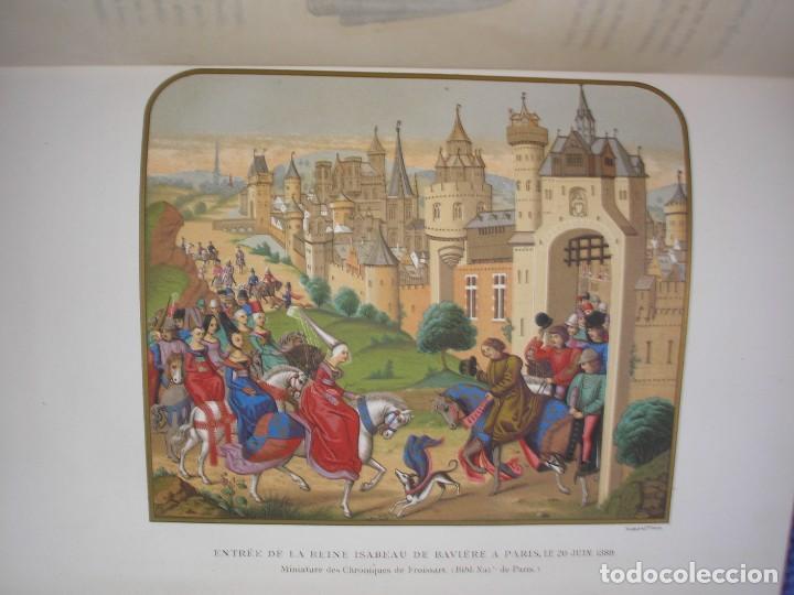 Libros antiguos: LAS ARTES EN LA EDAD MEDIA Y EL RENACIMIENTO - LITOGRAFÍAS - GRABADOS - - Foto 5 - 209757480