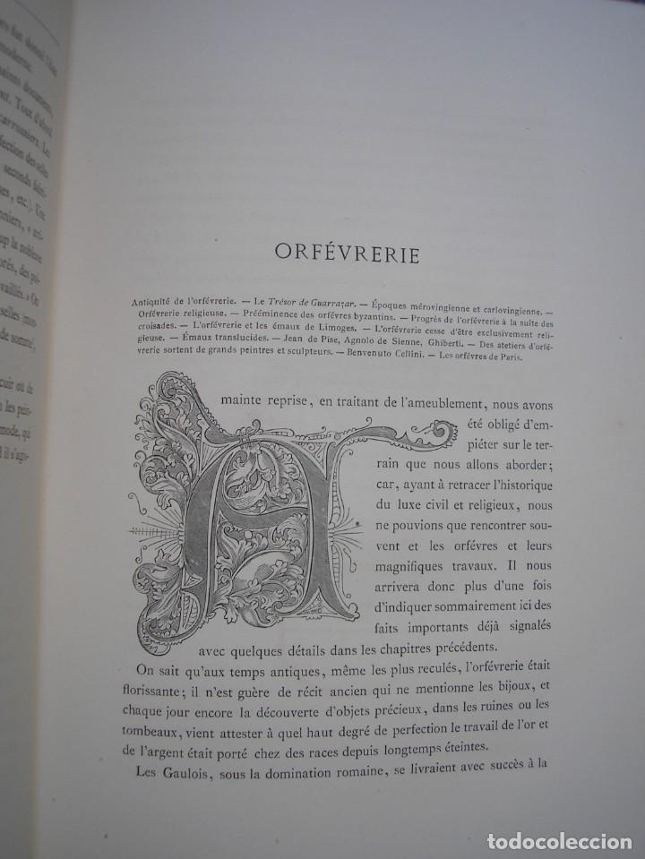 Libros antiguos: LAS ARTES EN LA EDAD MEDIA Y EL RENACIMIENTO - LITOGRAFÍAS - GRABADOS - - Foto 6 - 209757480