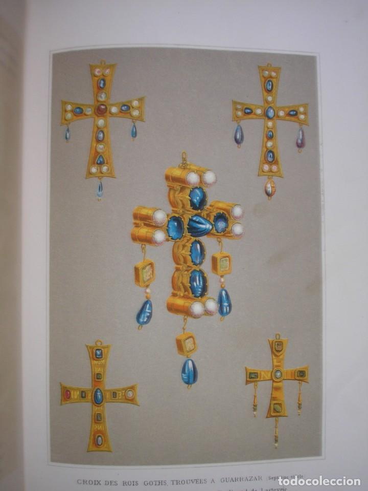 Libros antiguos: LAS ARTES EN LA EDAD MEDIA Y EL RENACIMIENTO - LITOGRAFÍAS - GRABADOS - - Foto 7 - 209757480