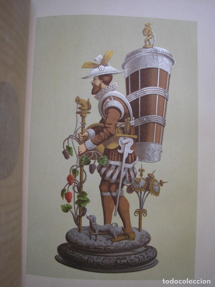 Libros antiguos: LAS ARTES EN LA EDAD MEDIA Y EL RENACIMIENTO - LITOGRAFÍAS - GRABADOS - - Foto 9 - 209757480