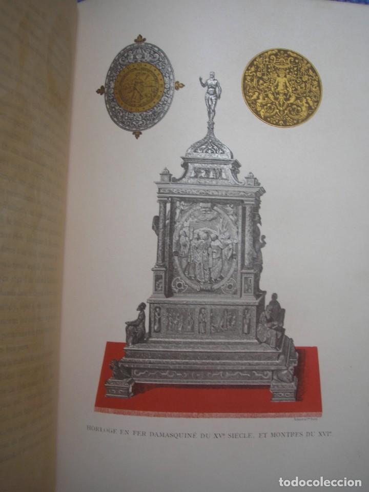 Libros antiguos: LAS ARTES EN LA EDAD MEDIA Y EL RENACIMIENTO - LITOGRAFÍAS - GRABADOS - - Foto 10 - 209757480
