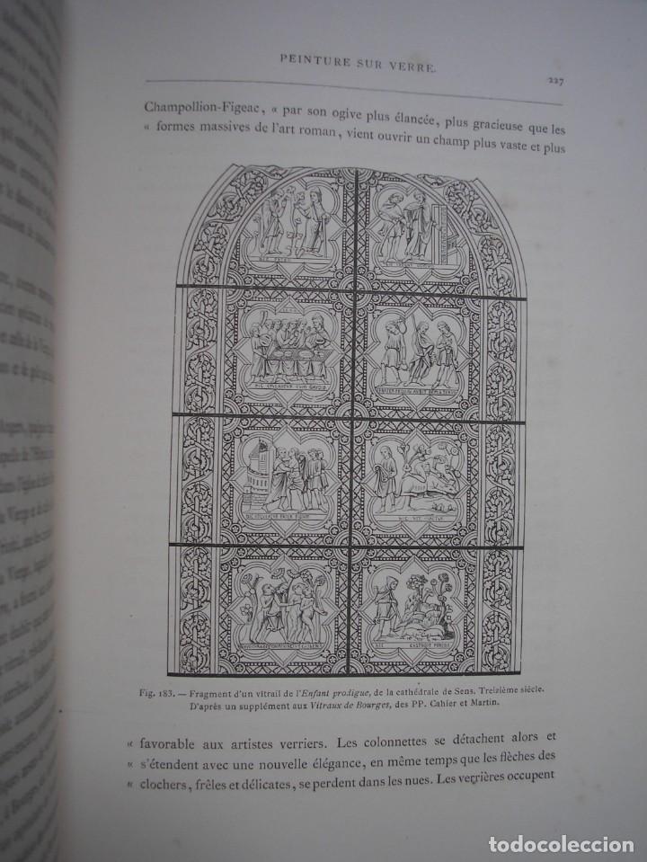 Libros antiguos: LAS ARTES EN LA EDAD MEDIA Y EL RENACIMIENTO - LITOGRAFÍAS - GRABADOS - - Foto 14 - 209757480