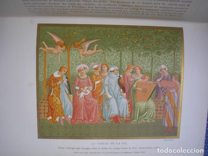 Libros antiguos: LAS ARTES EN LA EDAD MEDIA Y EL RENACIMIENTO - LITOGRAFÍAS - GRABADOS - - Foto 16 - 209757480