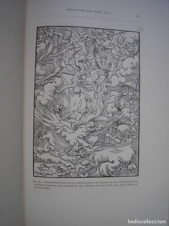 Libros antiguos: LAS ARTES EN LA EDAD MEDIA Y EL RENACIMIENTO - LITOGRAFÍAS - GRABADOS - - Foto 18 - 209757480