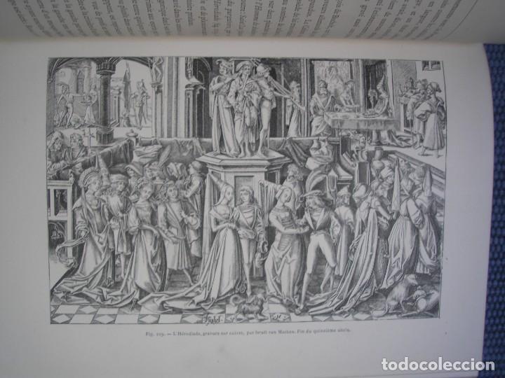 Libros antiguos: LAS ARTES EN LA EDAD MEDIA Y EL RENACIMIENTO - LITOGRAFÍAS - GRABADOS - - Foto 21 - 209757480