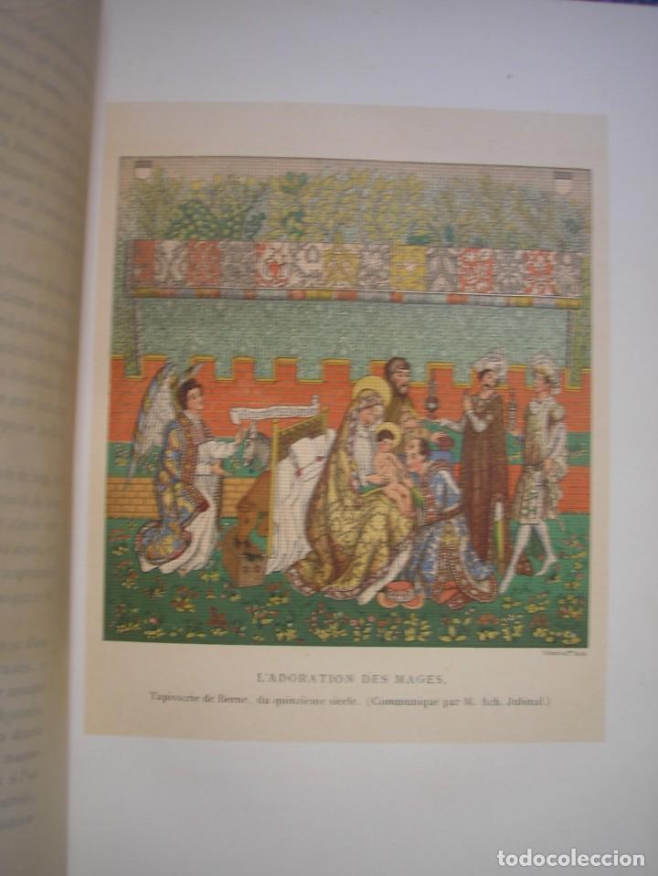 Libros antiguos: LAS ARTES EN LA EDAD MEDIA Y EL RENACIMIENTO - LITOGRAFÍAS - GRABADOS - - Foto 22 - 209757480