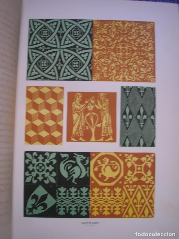 Libros antiguos: LAS ARTES EN LA EDAD MEDIA Y EL RENACIMIENTO - LITOGRAFÍAS - GRABADOS - - Foto 24 - 209757480