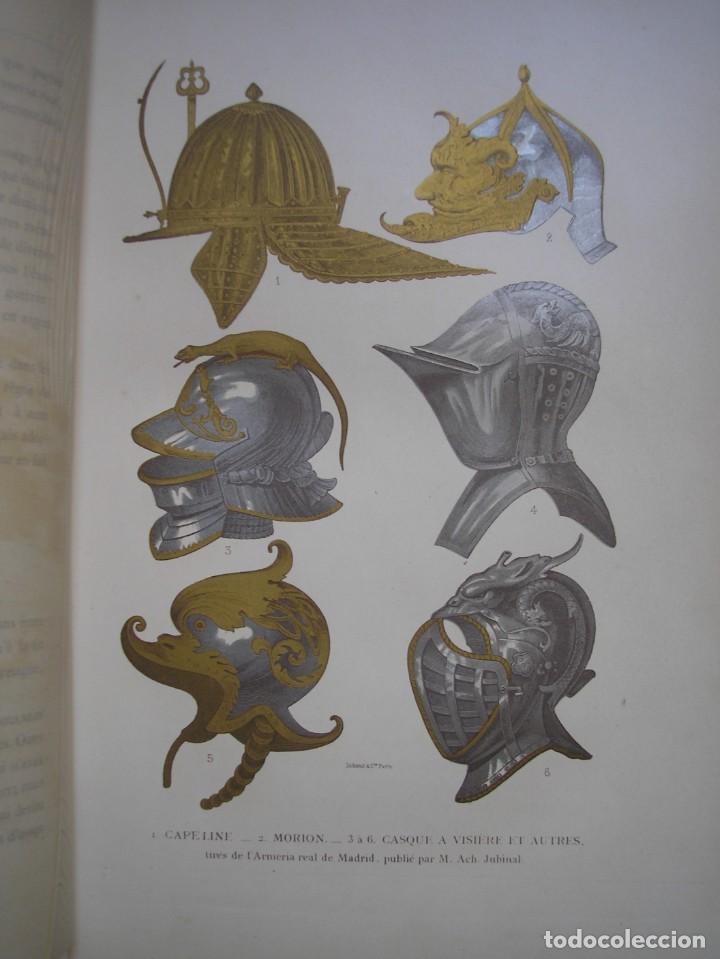 Libros antiguos: LAS ARTES EN LA EDAD MEDIA Y EL RENACIMIENTO - LITOGRAFÍAS - GRABADOS - - Foto 26 - 209757480