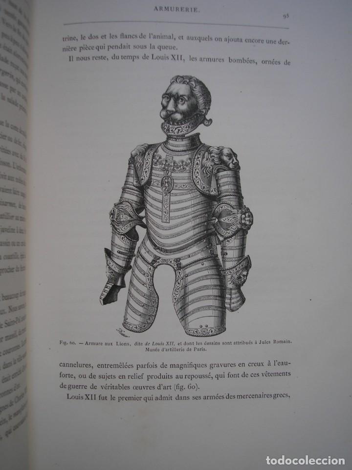Libros antiguos: LAS ARTES EN LA EDAD MEDIA Y EL RENACIMIENTO - LITOGRAFÍAS - GRABADOS - - Foto 28 - 209757480
