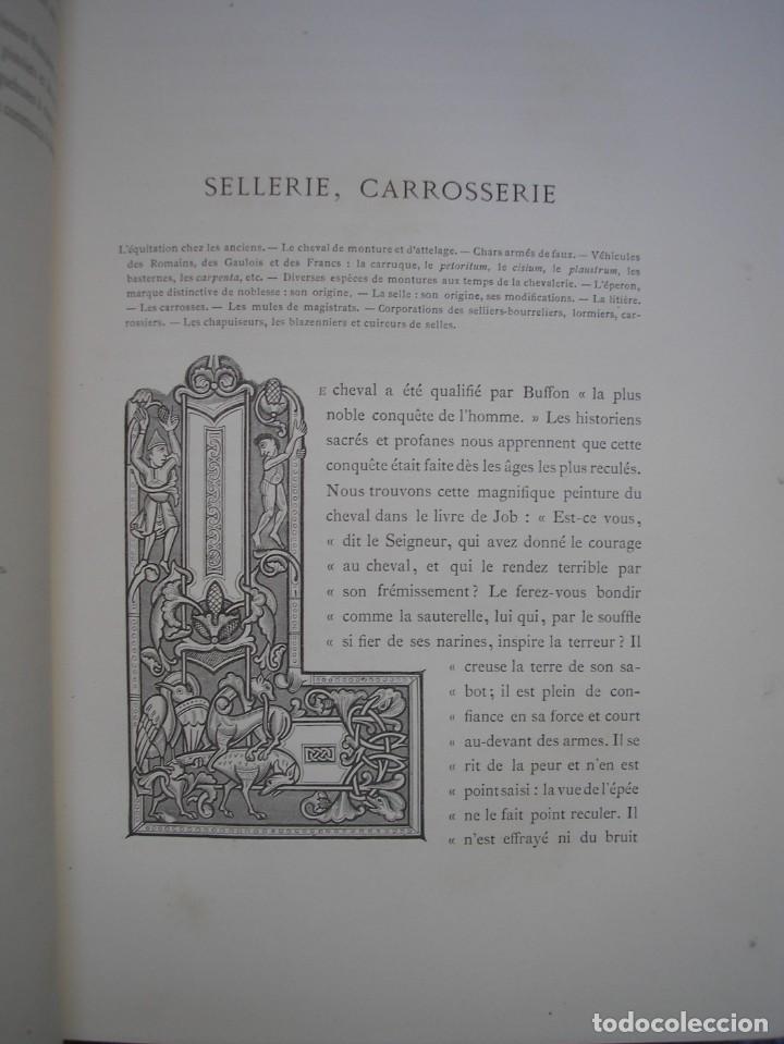Libros antiguos: LAS ARTES EN LA EDAD MEDIA Y EL RENACIMIENTO - LITOGRAFÍAS - GRABADOS - - Foto 30 - 209757480