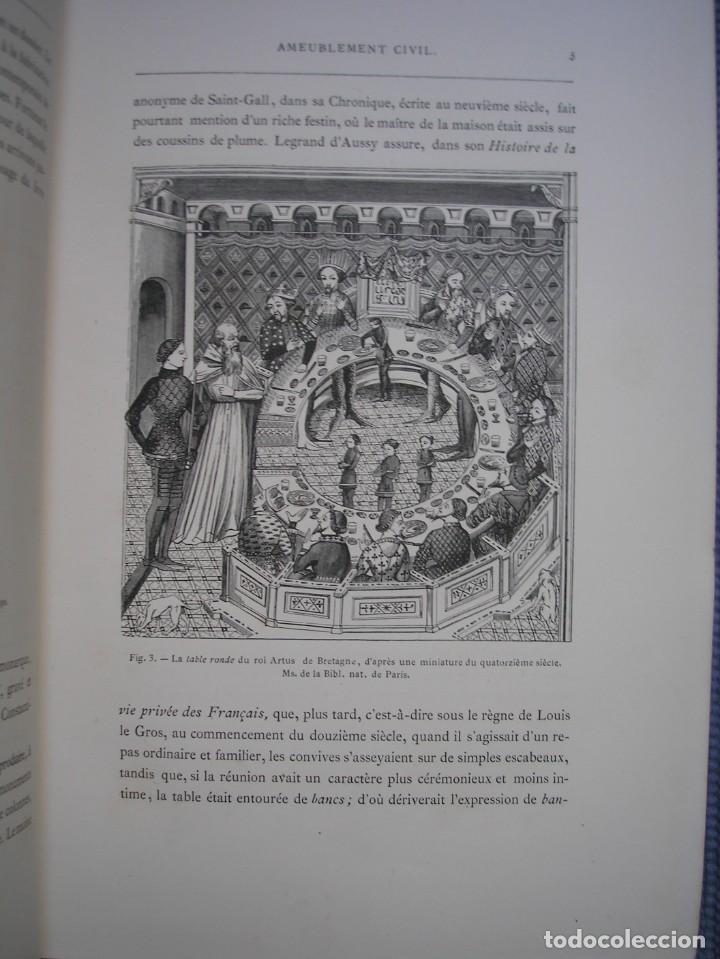 Libros antiguos: LAS ARTES EN LA EDAD MEDIA Y EL RENACIMIENTO - LITOGRAFÍAS - GRABADOS - - Foto 31 - 209757480