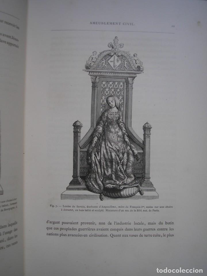 Libros antiguos: LAS ARTES EN LA EDAD MEDIA Y EL RENACIMIENTO - LITOGRAFÍAS - GRABADOS - - Foto 32 - 209757480