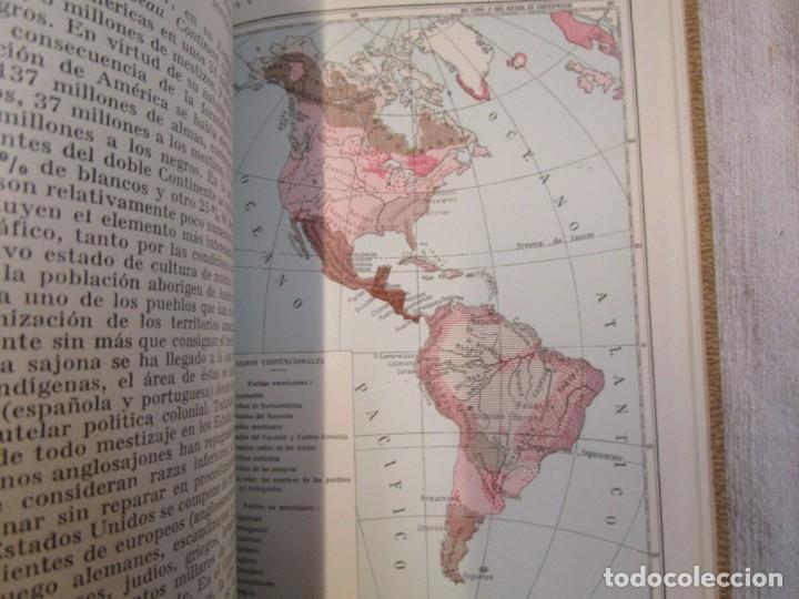Libros antiguos: ETNOGRAFIA ESTUDIO DE LAS RAZAS - HABERLANDT - COL LABOR Nº23/24 1929 EXCELENTE + INFO - Foto 5 - 209878813