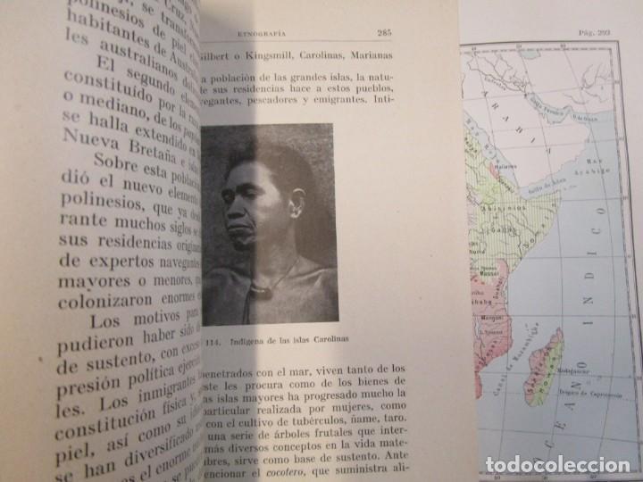 Libros antiguos: ETNOGRAFIA ESTUDIO DE LAS RAZAS - HABERLANDT - COL LABOR Nº23/24 1929 EXCELENTE + INFO - Foto 7 - 209878813