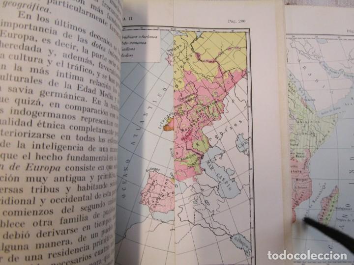Libros antiguos: ETNOGRAFIA ESTUDIO DE LAS RAZAS - HABERLANDT - COL LABOR Nº23/24 1929 EXCELENTE + INFO - Foto 8 - 209878813