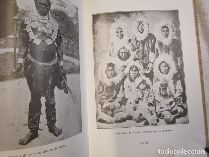 Libros antiguos: ETNOGRAFIA ESTUDIO DE LAS RAZAS - HABERLANDT - COL LABOR Nº23/24 1929 EXCELENTE + INFO - Foto 10 - 209878813