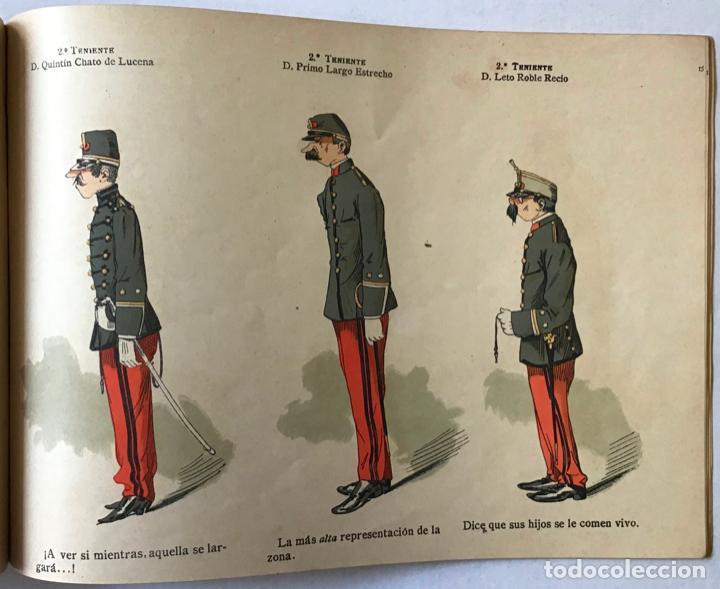 Libros antiguos: REVISTA DE COMISARIO. - FRADERA. - Foto 3 - 123190010