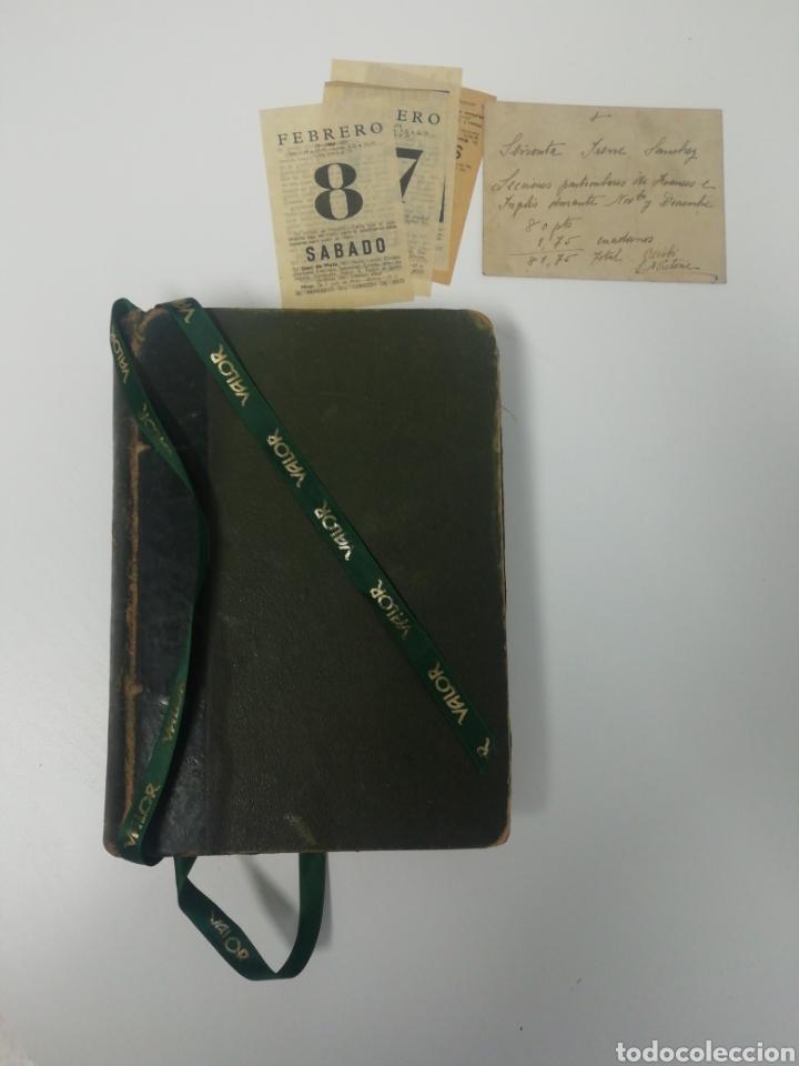 Libros antiguos: Antiguo libro de cocina, año 1910. - Foto 7 - 210162007