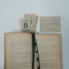Libros antiguos: ANTIGUO LIBRO DE COCINA, AÑO 1910.. Lote 210162007