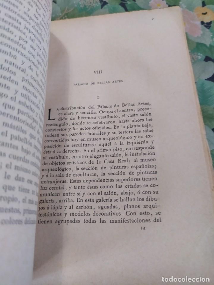 Libros antiguos: 1889. El año pasado. Letras y Artes en Barcelona. J Yxart. - Foto 5 - 210239497