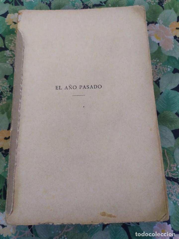 Libros antiguos: 1889. El año pasado. Letras y Artes en Barcelona. J Yxart. - Foto 6 - 210239497