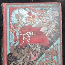Libros antiguos: LA RAZÓN SOCIAL - FROMONT Y RISLER, POR ALFONSO DAUDET. 1833.. Lote 210253330