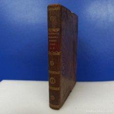 Libros antiguos: LIBRO DICCIONARIO GEOGRAFICO UNIVERSAL ANTONIO VEGAS TOMO I MADRID 1806. Lote 210330073