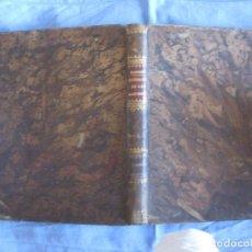 Libros antiguos: CATECISMO DE LOS MAQUINISTAS NAVALES Y TERRESTRES. BARRERA. TOMO DE 39 LAMINAS.. Lote 210476760