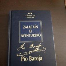 Libros antiguos: ZALACAÍN EL AVENTURERO PÍO BAROJA. Lote 210570285