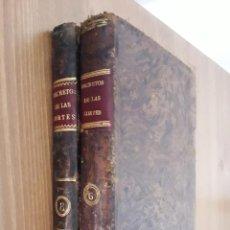 Libros antiguos: 1820-1821.- COLECCION DE LOS DECRETOS Y ORDENES QUE HAN EXPEDIDO LAS CORTES GENERALES.. Lote 210571925