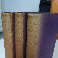 Libros antiguos: ANTONIO DE VALBUENA RIPIOS VULGARES, ARISTOCRÁTICOS Y ULTRAMARINOS. LA ESPAÑA EDITORIAL. Lote 210581375