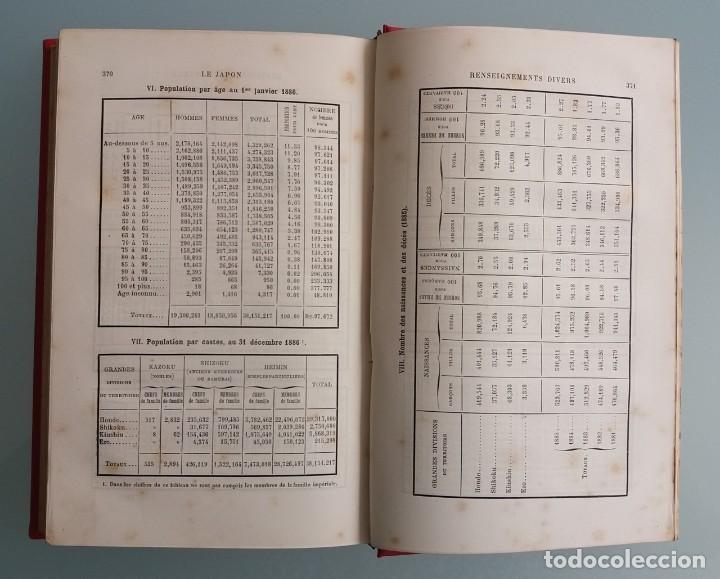 Libros antiguos: Dai Nippon (le japon) VILLARET (EN FRANCES) 1889 - Foto 2 - 7701605
