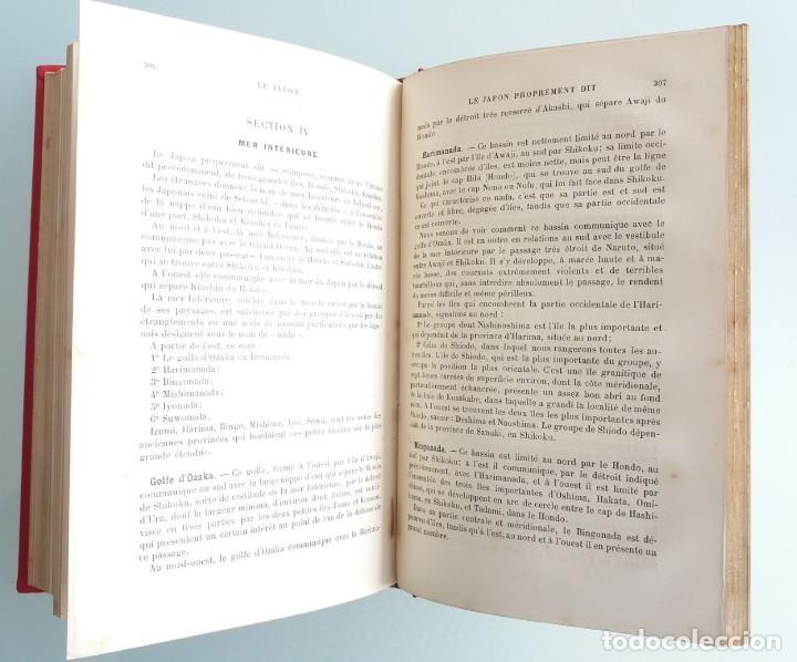 Libros antiguos: Dai Nippon (le japon) VILLARET (EN FRANCES) 1889 - Foto 3 - 7701605