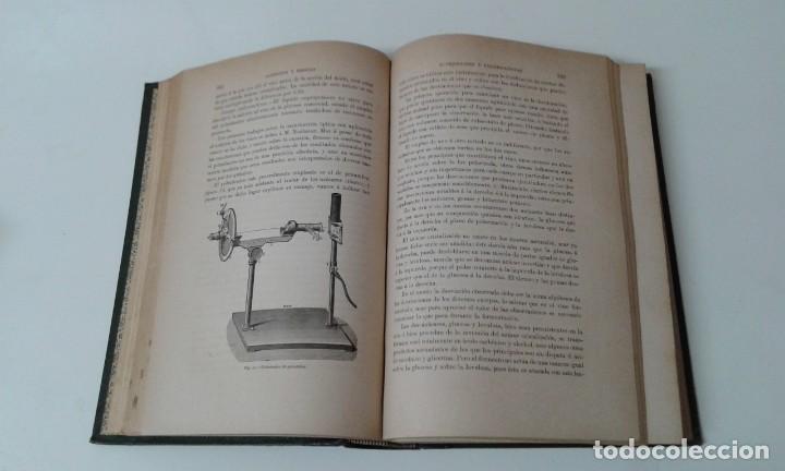 Libros antiguos: ALIMENTOS Y BEBIDAS CHICOTE BEBIDAS ADULTERADAS 1897 MUY RARO - Foto 6 - 210613948